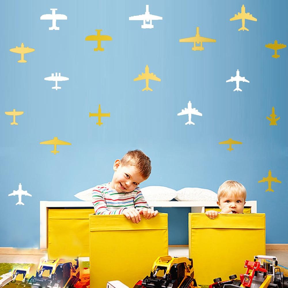 online kaufen gro handel aircraft tapete aus china. Black Bedroom Furniture Sets. Home Design Ideas