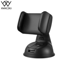 XMXCZKJ Universal360 Rotating Mobile Phone Stand Windshield Desk Mount Car Phone