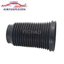 Voor Audi A6 C6 4F Allroad Quattro Front Stofkap Luchtvering Shock Reparatie Kit Rubber Bellow Dust Boot 4F0616040T 4F0616039T(China)