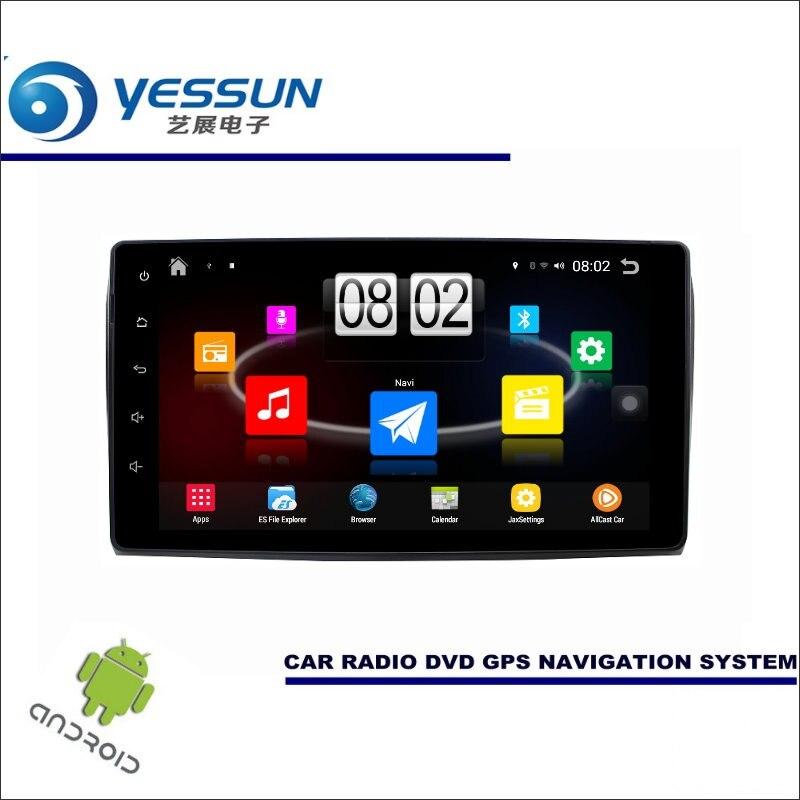 Yessun автомобиля Android мультимедийный плеер для Mazda старый 3 2006 Радио стерео GPS nav Navi Географические карты навигации (без cd DVD) 9 HD Экран