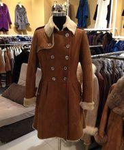 Arlene sain custom Women High-end women's long fur one female coat free shipping