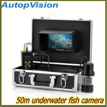 50m CCD underwater fish camera ,underwater wells inspection camera, deep water camera