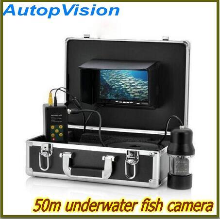 50m CCD unterwasser fisch kamera, unterwasser brunnen inspektion kamera, tiefe wasser kamera