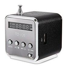Bluetwo TD-V26 Portable Speaker