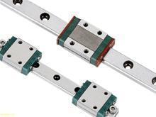 100% d'origine HIWIN 3 pièces mini guide Linéaire MR7-L400/500/600 MM + 6 pièces MGN7C mini bloc roulements