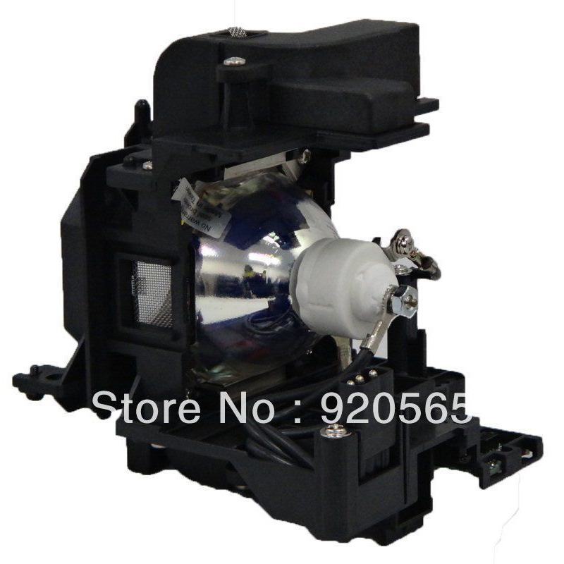 Фотография Free Shipping Replacement Projector bulb With Housing POA-LMP137 / 610-347-5158 for LC-XL100