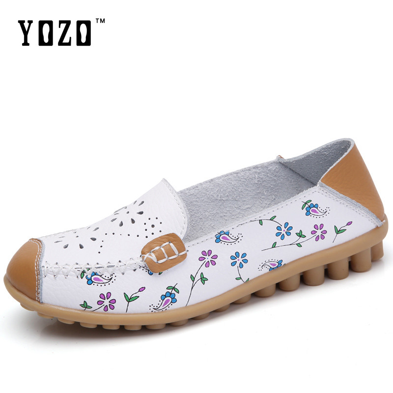 Flats Shoes Woman Slip On Loafers Women Summer Shoes Espadrilles Split Leather Ladies Shoes Flats Zapatos Mujer Sapato Femi lanshulan bling glitters slippers 2017 summer flip flops platform shoes woman creepers slip on flats casual wedges gold