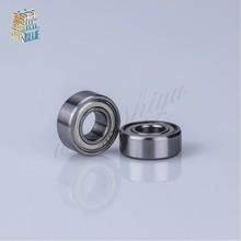Deep-Groove-Ball-Bearings Miniature 624zz ABEC-3 10pcs