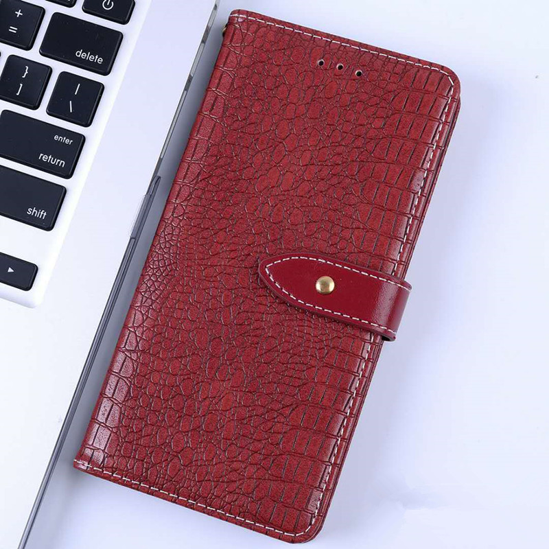 For Qmobile Energy X2 PU leather Cover s