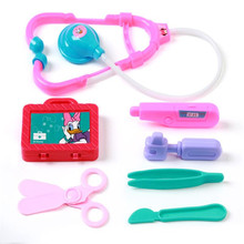 Hot Sell Disney Simulation Medical Equipment Children Pretend Play Doctor Nurse Toy
