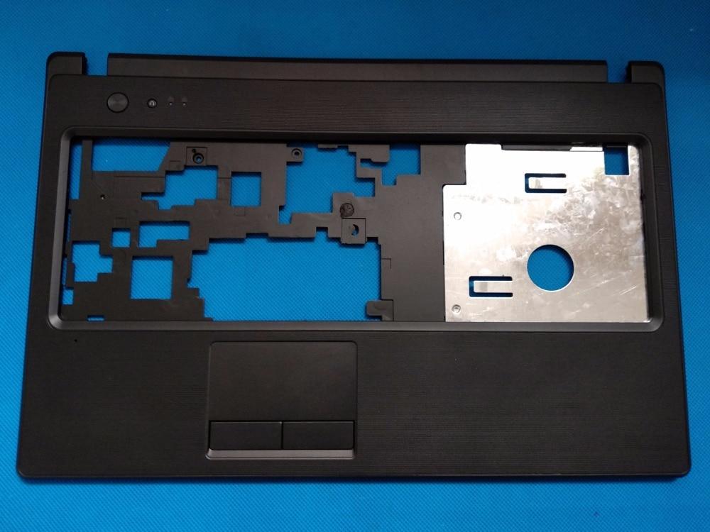 New Original Black color Palmrest Top Case C Cover For Lenovo Ideapad G570 G575 Series Upper Case AP0GM000920
