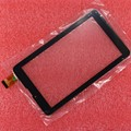 "Free Film + New Touch screen Digitizer 7"" inch Explay Tornado 3G Tablet Outer Touch panel Glass Sensor replacement Free Shipping"