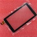"Gratis Película + Nuevo Digitalizador de pantalla Táctil de 7 ""pulgadas Explay Tornado 3G Tablet panel Táctil Externa reemplazo Del Sensor de Cristal Envío Gratis"