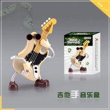 Dynamic swing music guitar guitar music box music box music box guitar Romantic Couple Gifts
