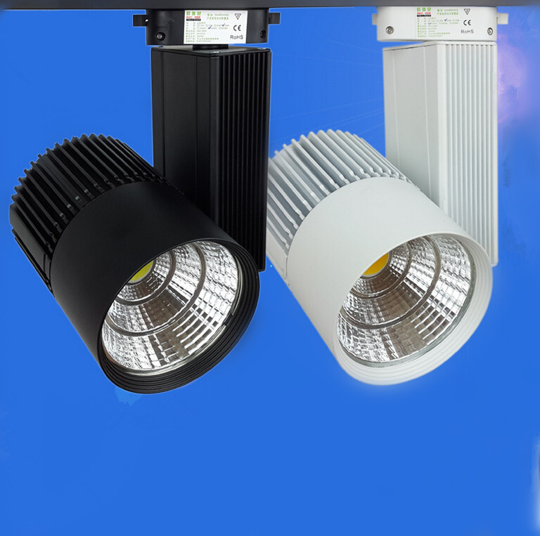 20W 30W 35W 40W COB LED Track Light Spotlight Clothing