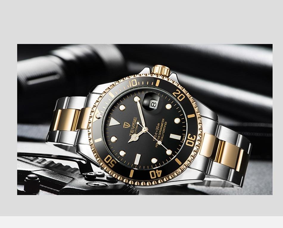 HTB1JiR5KruWBuNjSszgq6z8jVXa3 Tevise Luxury Waterproof Automatic Men Mechanical Watch Auto Date Full Steel Business Top Brand Man Watches Water Resistant T801