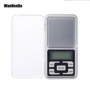 Digital Pocket Scale Portable