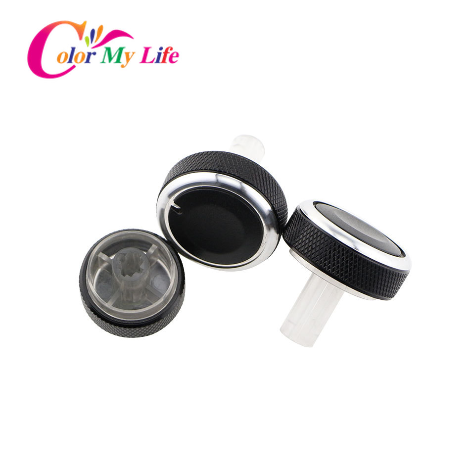 Image 4 - FOR MAZDA 6 M6 2004 2009 SWITCH KNOB KNOBS HEAT HEATER CONTROL BUTTONS DIALS FRAME RING A/C AIR CON COVER 2006 2005 2007 2008-in Car Stickers from Automobiles & Motorcycles