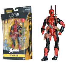 New X Men Super Hero Deadpool 2 Spiderman Action Fi