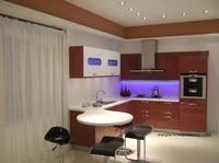 High Gloss Lacquer Kitchen Cabinet Mordern LH LA052