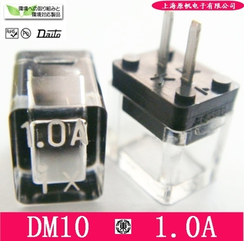 The new Fanuc FANUC Fuse DAITO Japanese Daito fuse DM10 1.0A 125V