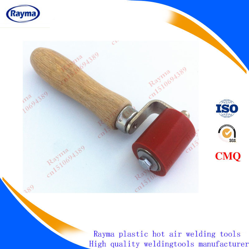 high quality free shipping 40mm ball bearing pressure silicone pressure roller for plastic hot air welding gun
