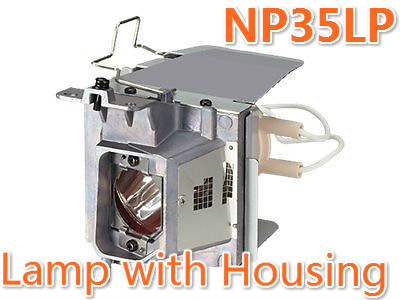 Original Replacement Lamp NEC NP35LP with Housing for NP-V302H / NPV332W / NPV332X Projector монитор nec 30 multisync pa302w sv2 pa302w sv2