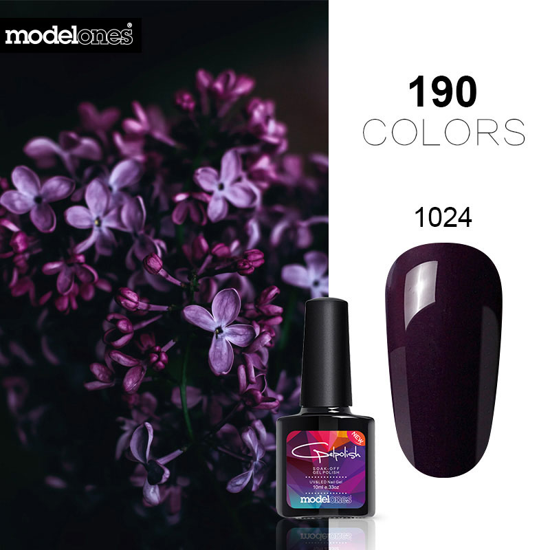 Modelones Newest Coffee Color Series Gel Polish 10ML UV Led Nail Gel Varnish Soak Off Salon UV Nail Gel Polish Long Lasting Glue new cnd shellac nail gel polish gel long lasting soak off gel nail led uv 7 3ml