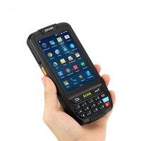 Bilgisayar ve Ofis'ten Tarayıcılar'de Android depo barkod tarayıcı PDA endüstriyel QR 2d barkod tarayıcı PDA ile sim kart yuvası