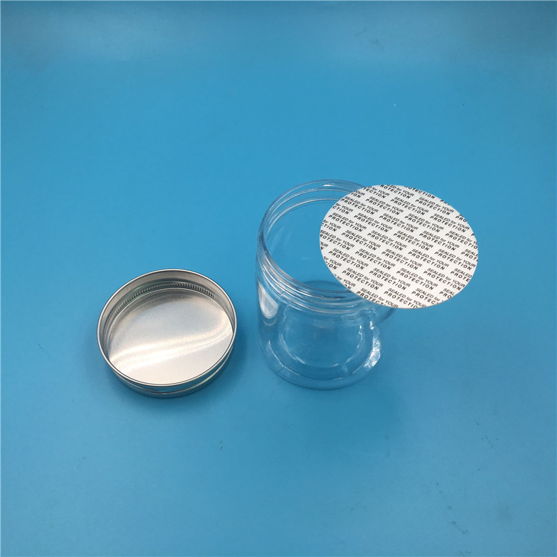 custom 5000 pcs 20 mm 110 mm Cosmetic bottles use self adhesive sealing stickers to prevent