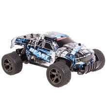 4WD Electric RC Car Rock Crawler Remote Control Toy Cars On The Radio Controlled 4x4 Drive Off-Road Toys For Boys Kids Gift 1:20(China)