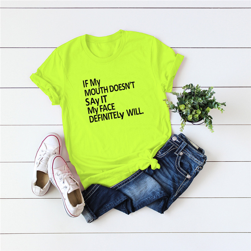 Plus Size S-5XL New Individuality Print T Shirt Women Shirts 100% Cotton O Neck Short Sleeve Summer T-Shirt Tops Casual TShirt