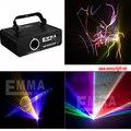 3d rgb лазерный 1 Вт dj света dmx + ilda + sd + 2d + 3d многоцветный 1 Вт rgb laser