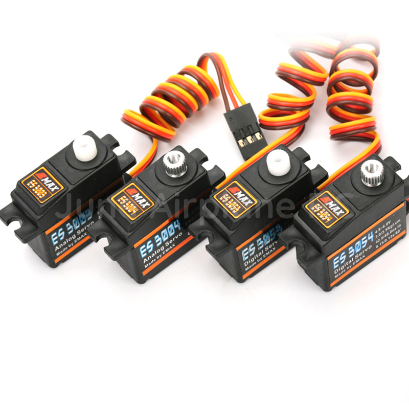 ⑥ Low price for 6pcs servo metal gear and get free shipping
