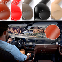 MZORANGE Car Styling 152 50 Car Leather Cover Auto Upholstery Membrane Modification Body Interior Decoration Protection