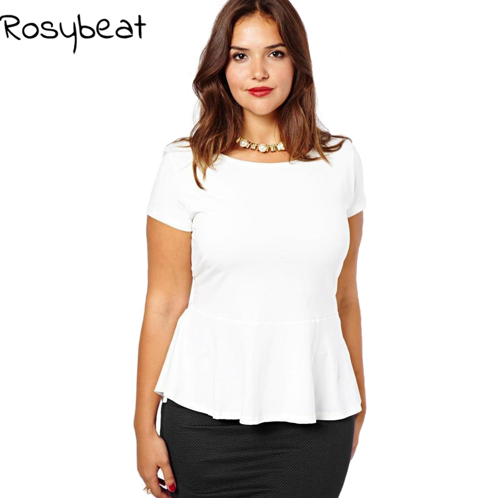 Buy women t shirts 5xl 6xl plus size for Best t shirts for summer