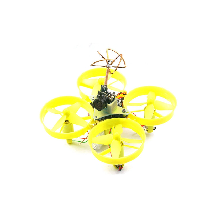 ФОТО In Stock New Arrival Eachine For Turbine QX70 70mm Micro FPV Racing Quadcopter BNF Based On F3 EVO Brushed Flight Controller