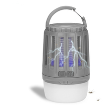 Outdoor Camping LED Multi-function Electronic Mosquito Killer Charging Mosquito Killer Lamp Fly Bug Insect Trap Repeller Light