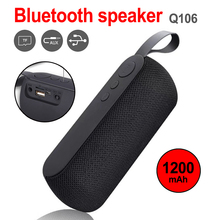 Newest Portable Wireless Loudspeaker Mini Cloth Net Speakers Bluetooth Outdoor Subwoofer Speaker Support TF Card