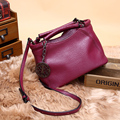 Hot Sale Tassel Women Bag Leather Handbags Cross Body Shoulder Bags Fashion Messenger Bag Women Handbag Bolsas Femininas soft