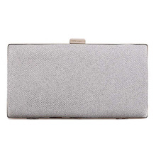 Woman Evening bag Women Diamond Rhinestone Clutch Crystal Day Clutch Square shap