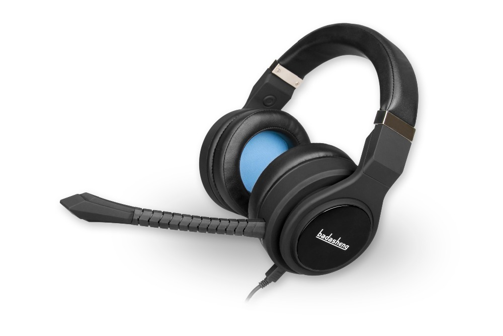 Monitor headphone DJ stereo headphones Explosive heavy bass effect, let a person get drunk to enjoy the music world Big earmuffs buy monitor headphones