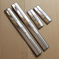 Stainless Steel Door Sill Scuff Plate Trim for Ford New Focus 3 2 Hatchback Sedan 2012 2013 2014 2015