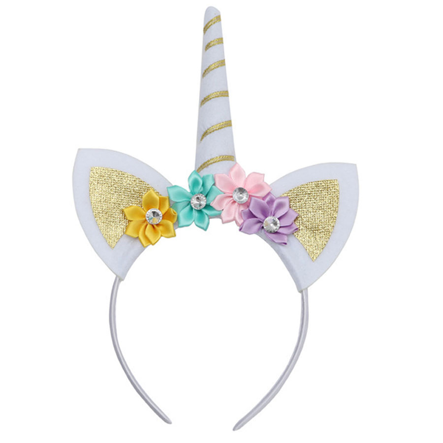 Baby Girl Flower Pony Unicorn Tutu Dress Extra Fluffy Kids Fairy Wedding Birthday Party Dresses with Hair Hoop for Cosplay (3)