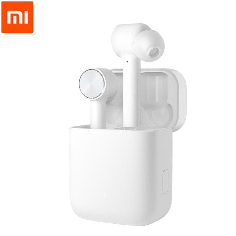 Original Xiaomi Air Headset TWS Bluetooth Earphone Auriculares Bluetooth Inalambrico ANC Switch ENC HD Auto Pause Tap Control