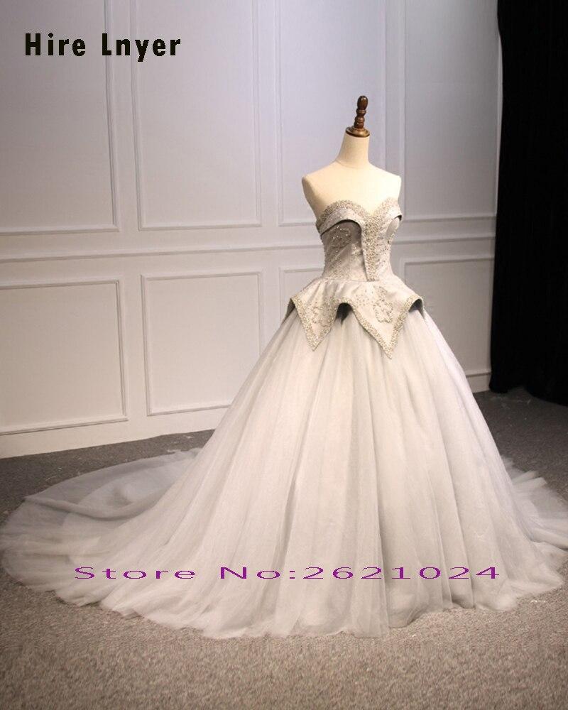 NAJOWPJG Nach Maß Vintage Braut Hochzeit Kleider Online Shop China ...