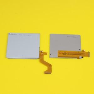 Image 4 - 10 ชิ้น/ล็อตด้านบนจอแสดงผล LCD สำหรับ Nintendo DS Lite DSL ด้านล่างสำหรับ NDSL DSLite