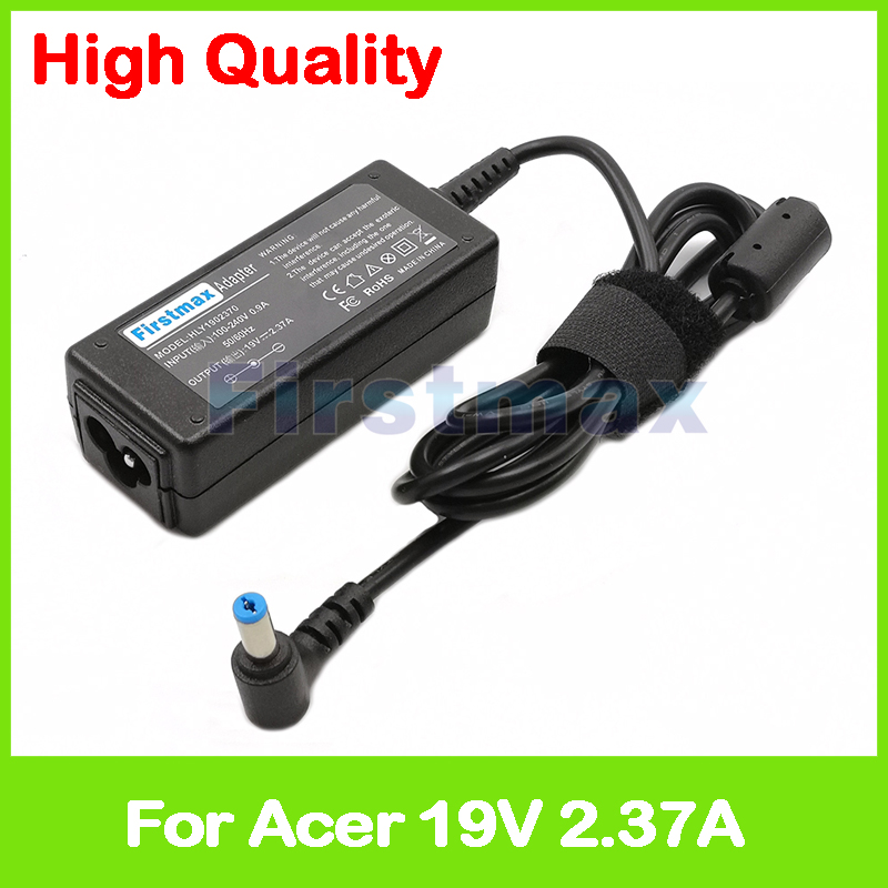19V 2.37A AC Power Adapter Laptop Charger For Acer Aspire ES1-711 ES1-731 ES1-732 F5-521 F5-522 F5-571 F5-571T F5-572 F5-572G