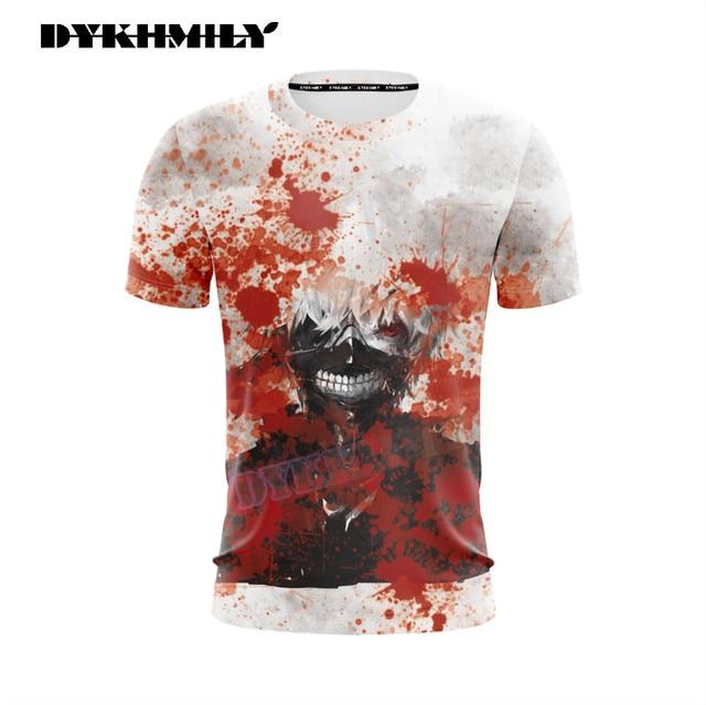 Kaneki Ken Tokyo Ghoul 3D T-shirt