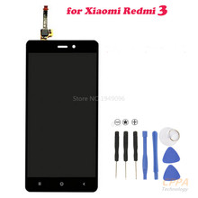 New For Xiaomi Redmi 3 LCD Display +Touch Screen + Tools 100% New Digitizer Assembly free shipping